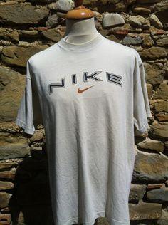 90's Nike print Top