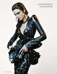 Vogue Netherlands 'Neo-Victorian' 5