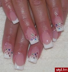 "Hey! I like these! ""Fun look"" (but, for me, just on the ring fingers) :) (SD)"