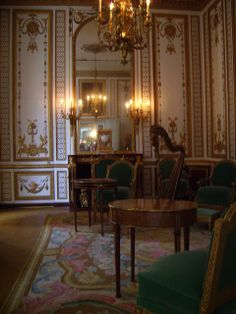 Private Apartments of Marie Antoinette, Palace of Versailles