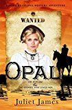 Free Kindle Book -   Opal - The Outlaw and the Sheriff Who Loved Her: Montana Western Romance (Come-By-Chance Mail Order Brides of 1885)