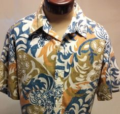 6daed60a Reyn Spooner Regular Size XL Hawaiian Casual Shirts for Men | eBay