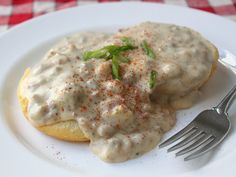 Food Wishes Video Recipes: Country Gravy – Just made this for a family brunch and it was incredible!!!