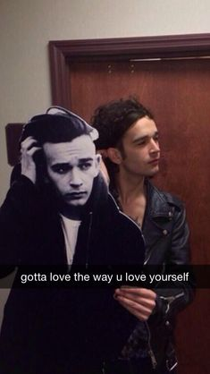 I love matty so much I can't even tell you he's my life