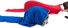 Shop Lycra Sensory Integration and Play Tunnel (for Play, Autism and Special Needs) - Blue - Free delivery and returns on eligible orders of or more. Play Tunnel, Sensory Integration, Integrity, Harem Pants, Autism, Blue, Shopping, Amazon, Games