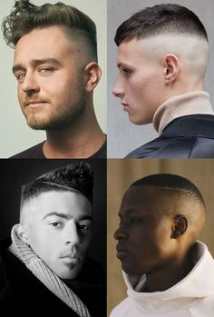Complete Guide To Men's Fade Haircuts: The High Fade. #menshairstyles #menshair #shorthair #hairfade #highfade