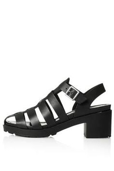 JELLO Gladiator Sandals - Heels - Shoes