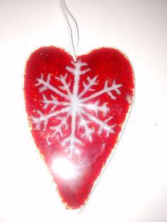 Christmas ornament. (Flat)