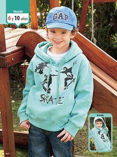 Buzo niño skate  #costura #nene descarga la ficha con las instrucciones en www.eviadigital.com categoria #costura Graphic Sweatshirt, Sweatshirts, Sweaters, Patterns, Fashion, Dressmaking, Hoodie, Winter, Gatos