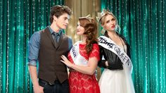 Faking It 2014 Stars: Bailey De Young, Michael J. Willett, and Rita Volk Rita Volk, Faking It Mtv, Katie Stevens, Abc Family, Two Best Friends, Music Tv, Favorite Tv Shows, Movies And Tv Shows, Tv Series