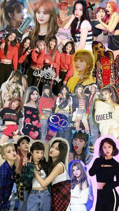 #EXID 💛 Solji/LE/Hani/Hyelin/Jeonghwa 💛 Hani, Kpop Girl Groups, Kpop Girls, Exid Kpop, Idol, Wallpaper, Celebrities, My Boo, Exceed