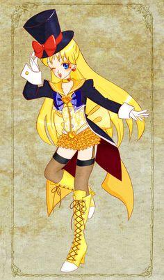 burlesque sailor Moon | Burlesque Sailor Venus Real Life Disney & Burlesque Sailor Moon