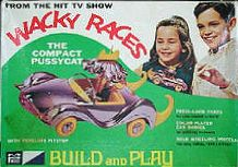 MPC - The Compact Pussycat - from TVs The Wacky Races