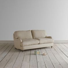 Small Jonesy - Lovely British Sofas Made In England Jonesy in thatch house fabric - Sofas | Loaf
