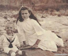 Дочери последнего русского императора