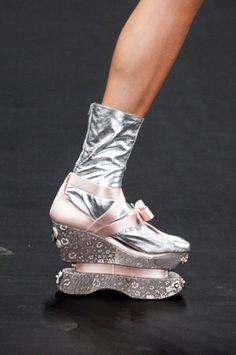 funny Spring 2013 Shoes Prada