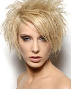 Spiky Bob Hairstyles. A bob does NOT have to be boring!