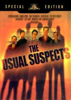 The Usual Suspects (1995) movie #poster, #tshirt, #mousepad, #movieposters2
