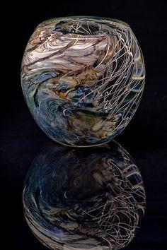 Jon Goldberg Art Glass Thicket Series
