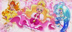 Anunciada una película para el Anime Go! Princess Precure en Otoño.