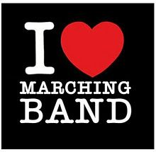i <3 marching band