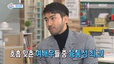 """Choi Siwon has onlygood things to say about his fellow """"She Was Pretty"""" cast memberHwang Jung Eum. The Super Junior memberappearedon the October 18 broadcast of MBC's """"Section TV"""" and sat down with the reporter for a short interview. During the interview, thehost p..."""