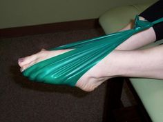 Essential exercises for feet - for pointe  excellent suggestions!