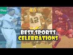 Best Sports Vines Celebrations With Music Drops ►[ Baseball, Soccer & Football Vines] 2016 - YouTube