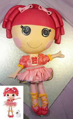 more creative cake art character cakes  (6) by www.creativecakeart.com.au, via Flickr