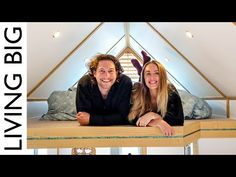 (166) Our Own Tiny House Revisited - And Some Very Exciting News! - YouTube