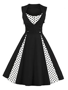 8e2825cbbbc1 Women Robe Pin Up Dress Retro 2017 Vintage Rockabilly Dot Swing Summer Female  Dresses Elegant Tunic Vestid