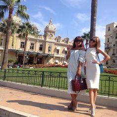 #Casino Встретилась с любимкой!!! #казино #Монако #монтекарло #СанктПетербург #Monaco #montecarlo #casino #dior #armani #chanel #prada #followme #like by shermarina from #Montecarlo #Monaco