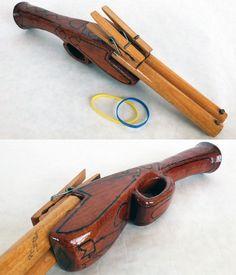 Rubber Band Gun Elastic Precision 174 Rogue Special Edition