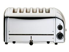 Dualit is the home of toasters, with a model to meet every need, whether domestic or commercial.