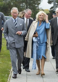 Camilla Parker Bowles Photos - Prince of Wales and The Duchess of Cornwall's Irish Trip Day Four - Zimbio Elizabeth Ii, Princess Elizabeth, Princess Diana, Royal C, Camilla Duchess Of Cornwall, Camilla Parker Bowles, Lady Diana Spencer, Prince Of Wales, Prince Charles
