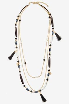 Priscilla Beaded Necklace - Accessories | Necklaces | Accessories | All