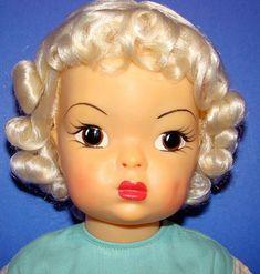 Blonde Terri Lee Doll