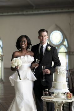 Scandal Themed Wedding | Love Fete Weddings & Events | Brian Reilly Photography | Bridal Musings Wedding Blog