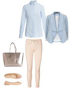 """Outfit, byMi Blouse """"Lenzerheide bleu"""""""