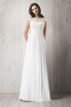3da410ae59 Oferta nr 6871704614 - Sprzedaż zakończona. Romantyczne Rzeczy. Suknia  ślubna ...