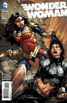 DC Comics - Wonder Woman (2011) #45