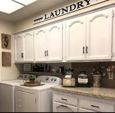 Like the laundry room set up Room Set, Home Remodeling, Laundry Room, Kitchen Cabinets, Montezuma, Home Decor, Room Ideas, Photoshop, Dreams