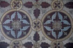 I love this floor tile! Tile Floor, Flooring, My Love, Pattern, Bathroom, Creative Ideas, Bath Room, Wood Flooring, Bathrooms