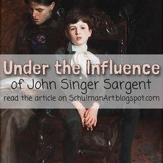 Under the Influence: John Singer Sargent New York City Tourism, New York City Museums, New York Travel, New York Activities, Mary Cassatt, John Singer Sargent, Under The Influence, Art Blog, Portraits
