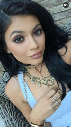 kylie jenner makeup #beauty
