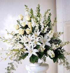 arranjos florais igreja - Pesquisa do Google