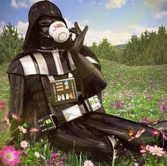 I hope you all are having a #wonderful #wednesday !!! Now pardon me while I go drink some coffee and command my little #empire #likeaboss   #siegda #darthvader #coffeeaddict #geekhumor #starwars #instameme #funny #geeklife