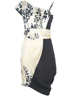 MALLONI Asymmetric Dress