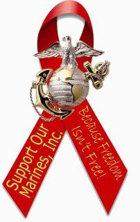 "SEMPER FI! ★ ""Support our Marines, because Freedom isn't free."" 