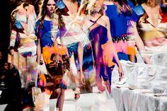Diane Von Furstenberg -  Photographer Kevin Tachman\'s Perspective on Fashion Week Spring 2014